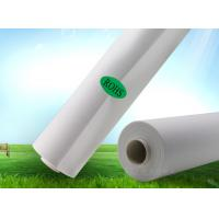 Quality White Stencil Cleaning Rolls , SMT Stencil Paper Roll For Machine Clean for sale