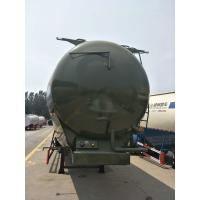 Buy cheap V Shape Tank Air Compressor Bulk Cement Tanker for Trailer from wholesalers