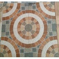 Buy cheap Dark Gray 400 X 400 Porcelain Floor Tiles , Outside Porcelain Tiles 400x400 from wholesalers