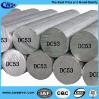 China DIN 1.2436 Cold Work Mould Steel Round Bar on sale