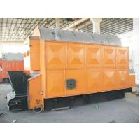 Quality Water Heating Chain Grate Wood Fired Steam Boiler For Petrochemical , 15 Ton for sale