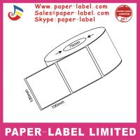 self adhesive thermal paper jumbo rolls for barcode label Manufactures