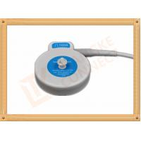 TOCO Pressure Fetal Monitor Transducer 1PX8 Insulated Type With PU Material Cable Manufactures