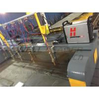 Automated CNC Plasma Cutting Machine Double Driving 4m Span 15m Rails Manufactures