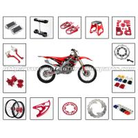 High Performance Aluminum Dirt Bike Racing Parts Manufactures
