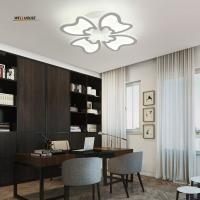 Buy cheap acrylic Ultrathin LED Lamp Ceiling for Living Room remote control led ceiling lights bedroom Decorative from wholesalers
