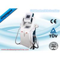 China Multifunctional 3 in 1 SHR Laser Machine For Hair Removal / freckle removal on sale