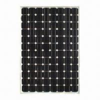 260W Monocrystalline Solar Cell Module with 8 x 12 Cells High Efficiency Manufactures