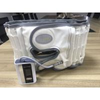 White / Grey Lower Back Compression Belt Pu Leather Surface Light And Portable Manufactures