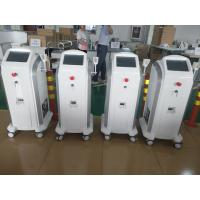 808 755 1064 Hair Removing Laser Machine With  Max 120J / Cm2 V Energy Density Manufactures