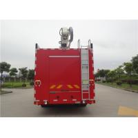 Stroboscope Lamp Water Tower Fire Truck Foam Proportioner 6% Tanker Fire Truck Manufactures