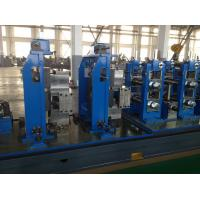 High Frequency Welded Pipe Mill , Welded steel pipe making machine Manufactures