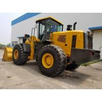 Buy cheap 5 ton wheel loader heavy equipment dump truck ISO9001 Certification from wholesalers