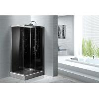 China Modular Enclosed Rectangular Shower Cubicles , Rectangular Shower Stalls on sale