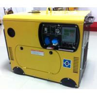 Air cooling  5kw silent diesel generator setsingle phase hot sale Manufactures