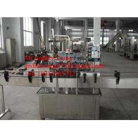 Auto New Empty Glass Bottle Washing Machine/Plant Manufactures