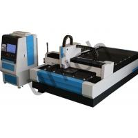 China High Performance 750w Fiber Optic Laser Cutting System For Carbon Steel 6mm on sale