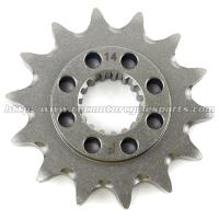High Performance Dirt Bike Sprockets For Yamaha WR250F YZ450F Manufactures