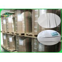 FDA Approved 30gsm 50gsm PE Paper / Oil - oroof Paper Grade AAA In Rolls Manufactures