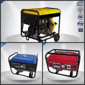 Portable Gasoline Generator Set Manufactures