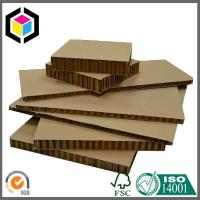 Durable Paper Honeycomb Panels; Brown Honeycomb Cardboard Sheets Manufactures