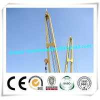 Marine Steel Wire Crane Convenient For Shipyard Welding Machine Manufactures