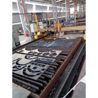Industrial CNC Plasma Cutting Machine Double Driver With Internal Motion Manufactures