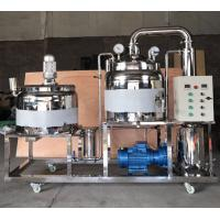 Best Selling Honey Thicken Machine Honey Processing Plant Manufactures