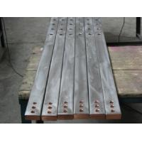 China Ss clad Copper clad steel grounding rod copper Standards:GB/T12769-2003 on sale