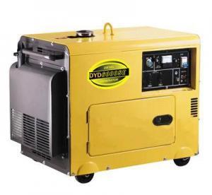 5KW silent diesel generator set Manufactures