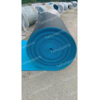 China Shock Absorbing Artificial Turf Padding With Seaming Tape Abrasion Resistance on sale