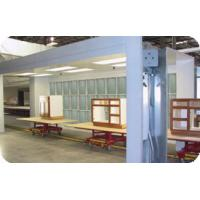 Electricity Spray Booth with side wall light Manufactures