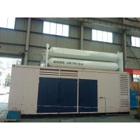 Car / Truck CNG Station Compressor CNG Fuel Stations With 6M3 Gas Cylinder Manufactures