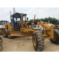 Caterpillar 140K Used Motor Grader New Painting 190hp CATC7 Engine Model Manufactures