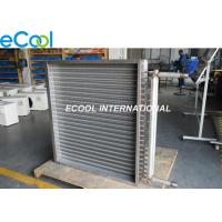 China 2.7m Max Width Fin And Tube Heat Exchanger High Corrosion Resistance on sale