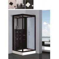 High End All In One Shower Units , Computer Control Complete Shower Cubicle Manufactures