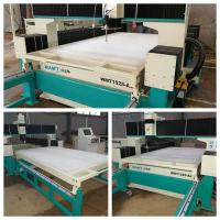 pure water cutting 1500*2500MM water jet cutting machine with 100mm thickness white plastic honeycomb platform Manufactures