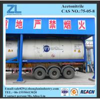 CAS NO.:75-05-8,Acetonitrile from China Manufactures