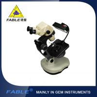 Ellipse base Generation 3rd  Swing arm type Gem Microscope With F11 binocular lens Manufactures