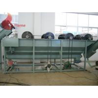 Weaving Bag Recycling Production Line 300Kg / h - 1000Kg / h , plastic recycling equipment Manufactures
