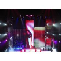 Background Ultra Thin LED Display Led Boards For Advertising 1000cd/㎡ Manufactures