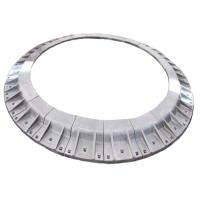 Kiln Inlet And Out Let Heat Resistant Steel Casting , Investment Casting Components Manufactures