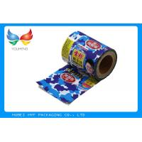 Printed Heat Shrink Bottle Sleeves , Personalized Labels For Water Bottles Manufactures