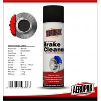 450ml Safety Professional Car Cleaning Products  , Car Brake Cleaner For ABS Brakes Manufactures