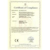 KEYOUDA ELECTRONIC TECHNOLOGY(HK)CO.,LTD Certifications