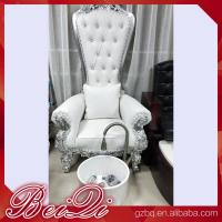 2017 Newest alon manicure pedicure equipment wholesale foot spa chair pedicure king throne Manufactures