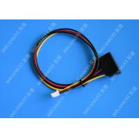 15Pin SATA Male to 4Pin Molex Female Power Cable Computer Use Manufactures