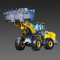 11 Ton Wheel Loader Machine / Compact Articulated Wheel Loader Construction Equipment Manufactures