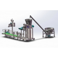 Buy cheap High Precision Semi Automatic Filling Machine , paper bag packing Machine For from wholesalers