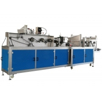 Factory Price Non Woven Fabric Disposable Surgical DoctorCap Making Machine Manufactures